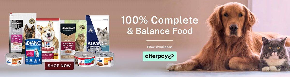 100% Complete & Balance Food