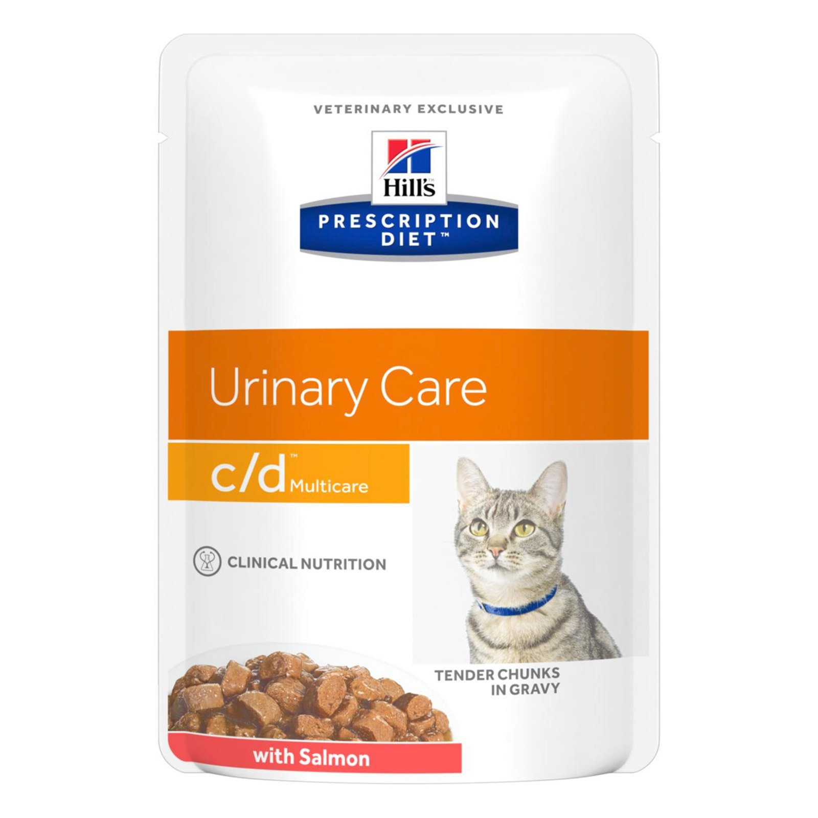 Buy Hills Prescription Diet C/d Multicare With Salmon Cat