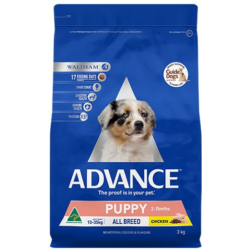 Advance Puppy Plus Growth All Breed with Chicken Dry