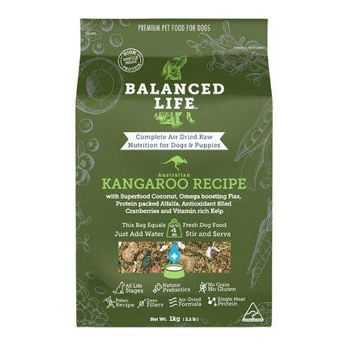 Balanced Life Dry Dog Food Kangaroo