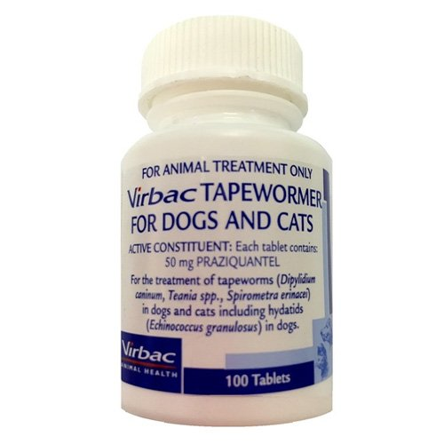 Virbac Tapewormer For Cats