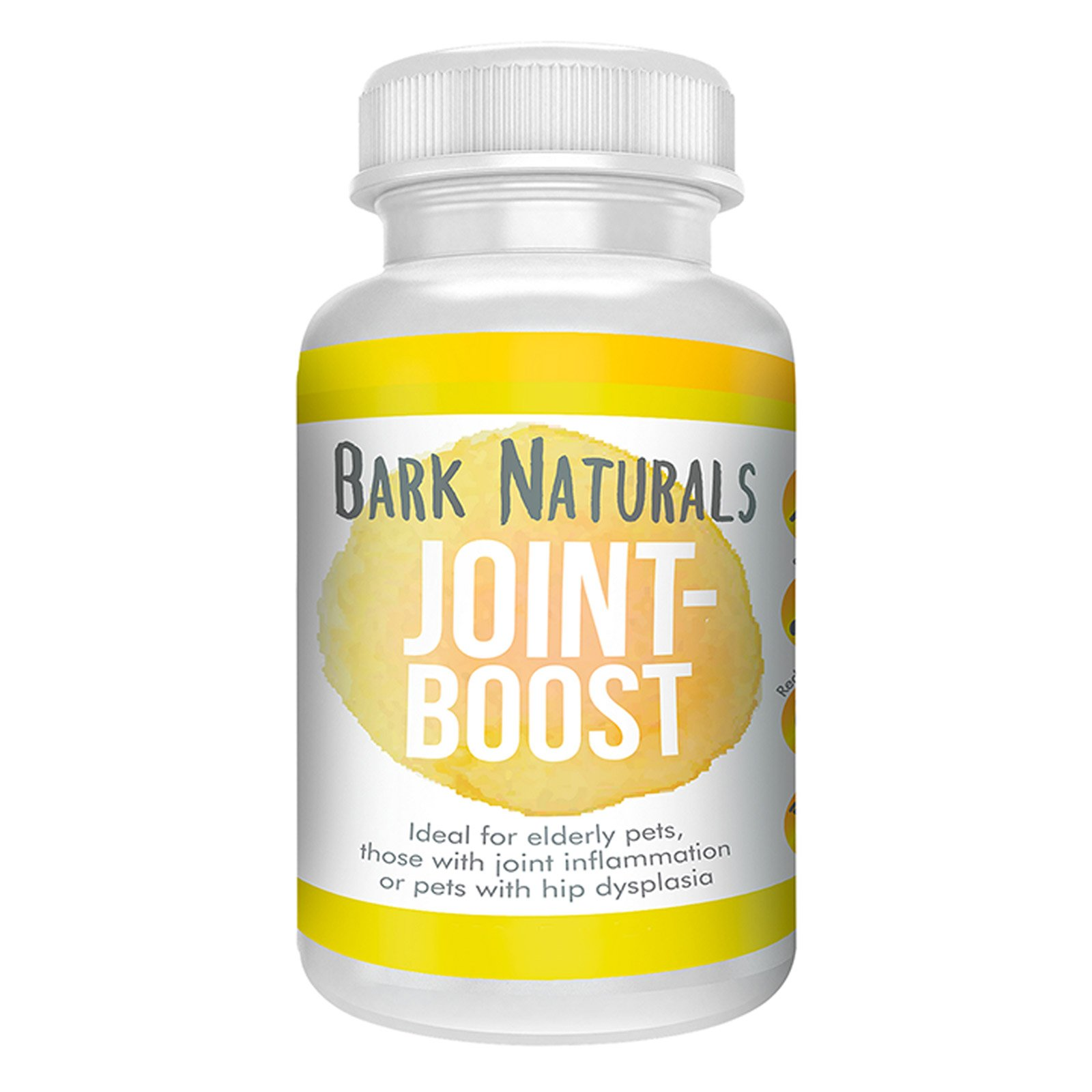 Bark Naturals Joint-Boost Supplement Powder for Dogs
