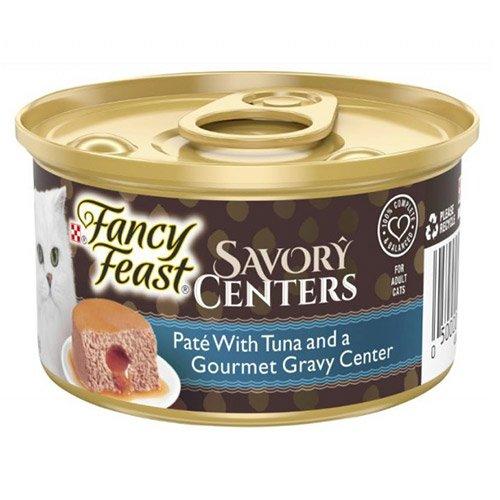 Fancy Feast Cat Adult Savoury Centres Tuna Pate