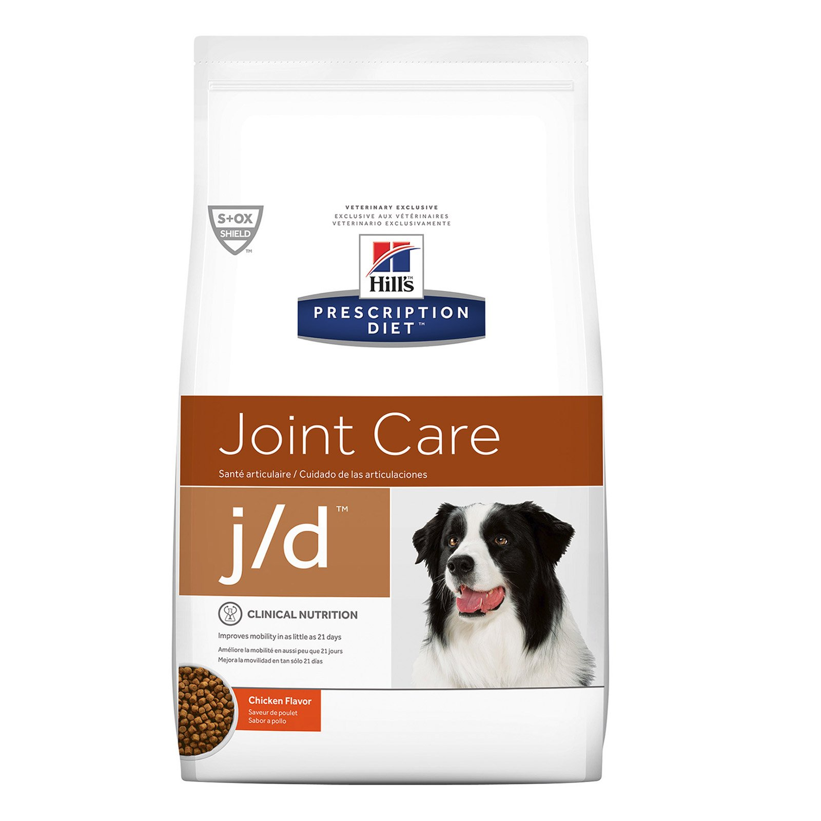 Hill's Prescription Diet j/d Joint Care with Chicken Dry Dog Food