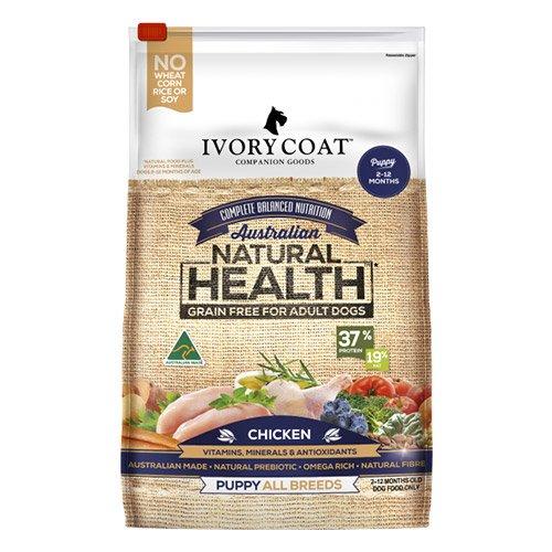 Ivory Coat Dog Puppy Grain Free Chicken Breeder Bag