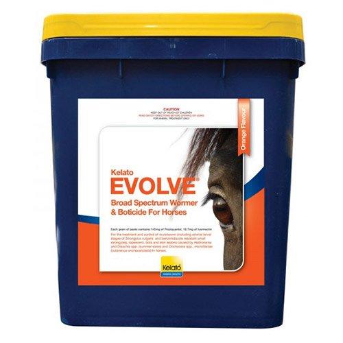 Evolve Wormer 6.42g Bucket