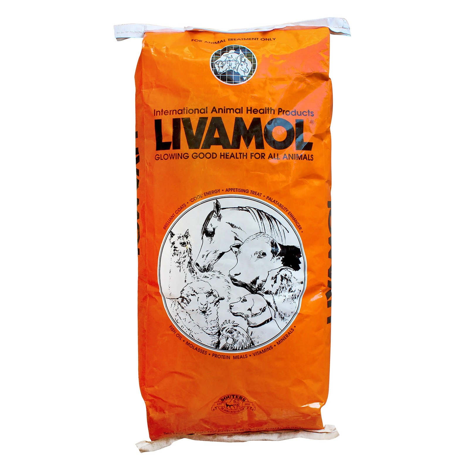 Livamol Feed Pellets