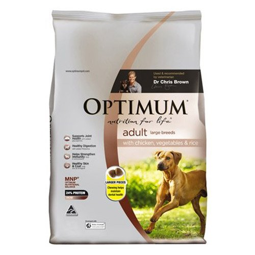 Optimum Dog Adult Large Breed Chicken