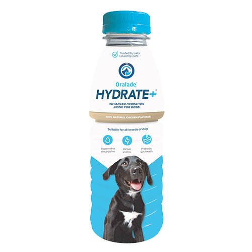 Oralade Hydrate+ for Dogs 400 ml