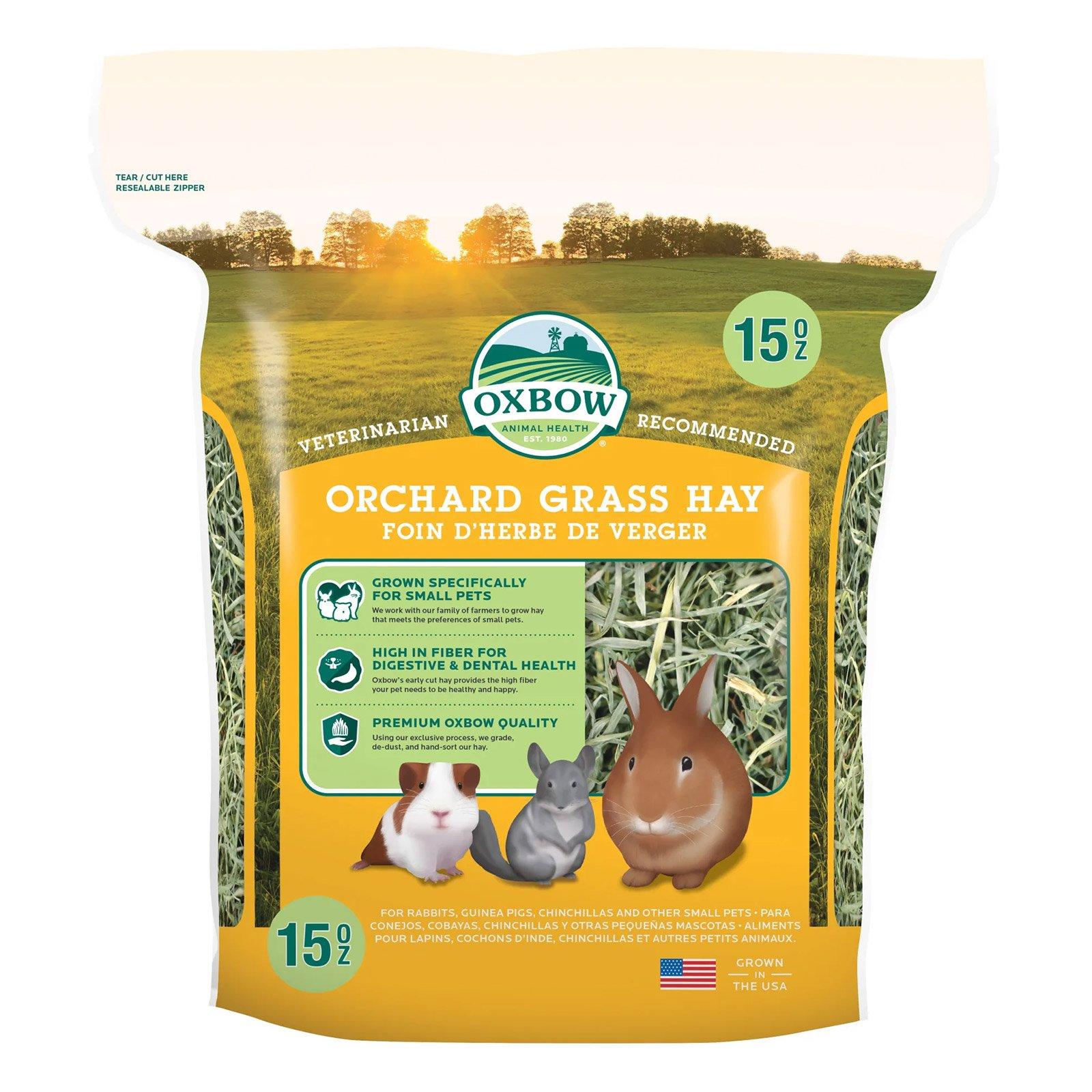 Oxbow Orchard Hay