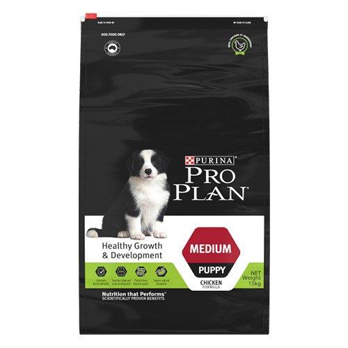 Pro Plan Dog Puppy Healthy Growth & Development Medium Breed