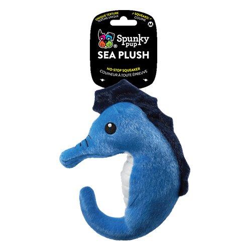 SEA PLUSH SEAHORSE For Medium Dogs