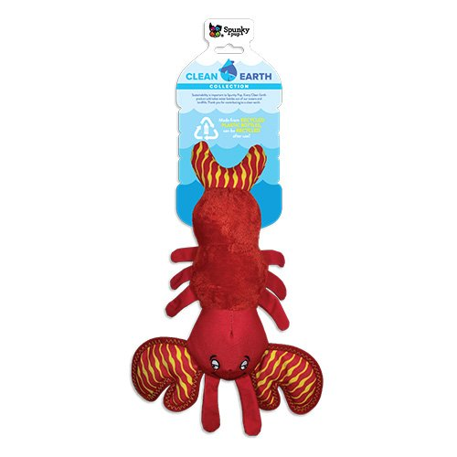 Clean Earth Lobster For Small Dogs