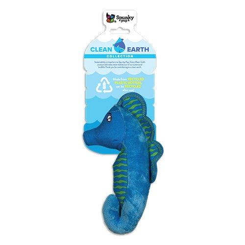 Clean Earth Seahorse Small Plush