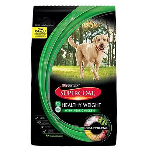 Supercoat Dog Adult Healthy Weight Chicken