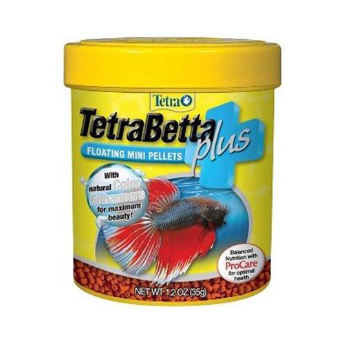TetraBetta Plus Floating Mini Pellets