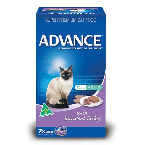 Advance Adult Cat with Succulent Turkey Cans
