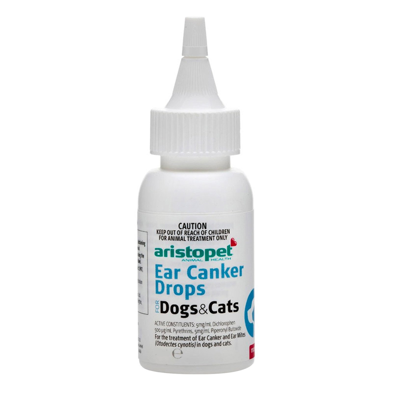 Aristopet Ear Canker Drops For Dogs And Cats