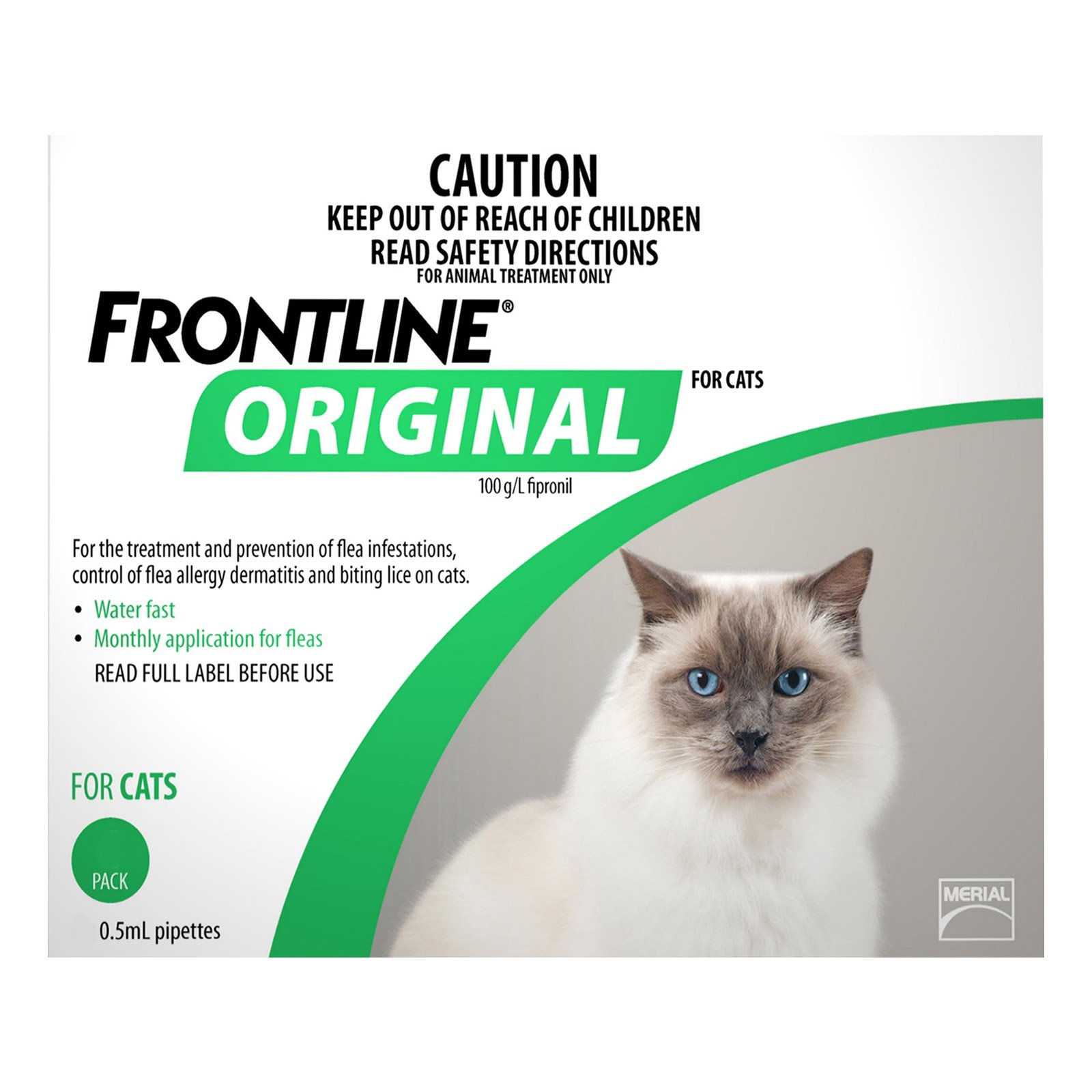 Frontline Original For Cats
