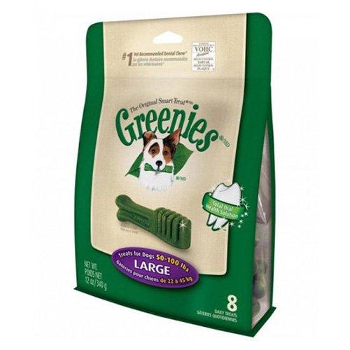 Greenies Original Dental Treats Large For Dogs 22-45 Kg