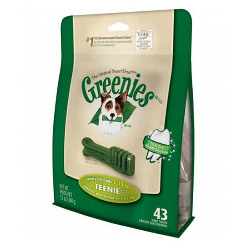 Greenies Original  Dental Treats Teenie For Dogs 2-7 Kg