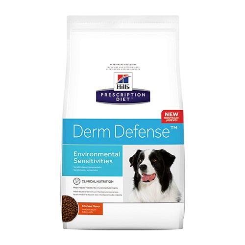 Hill's Prescription Diet Derm Defense with Chicken Dog Food