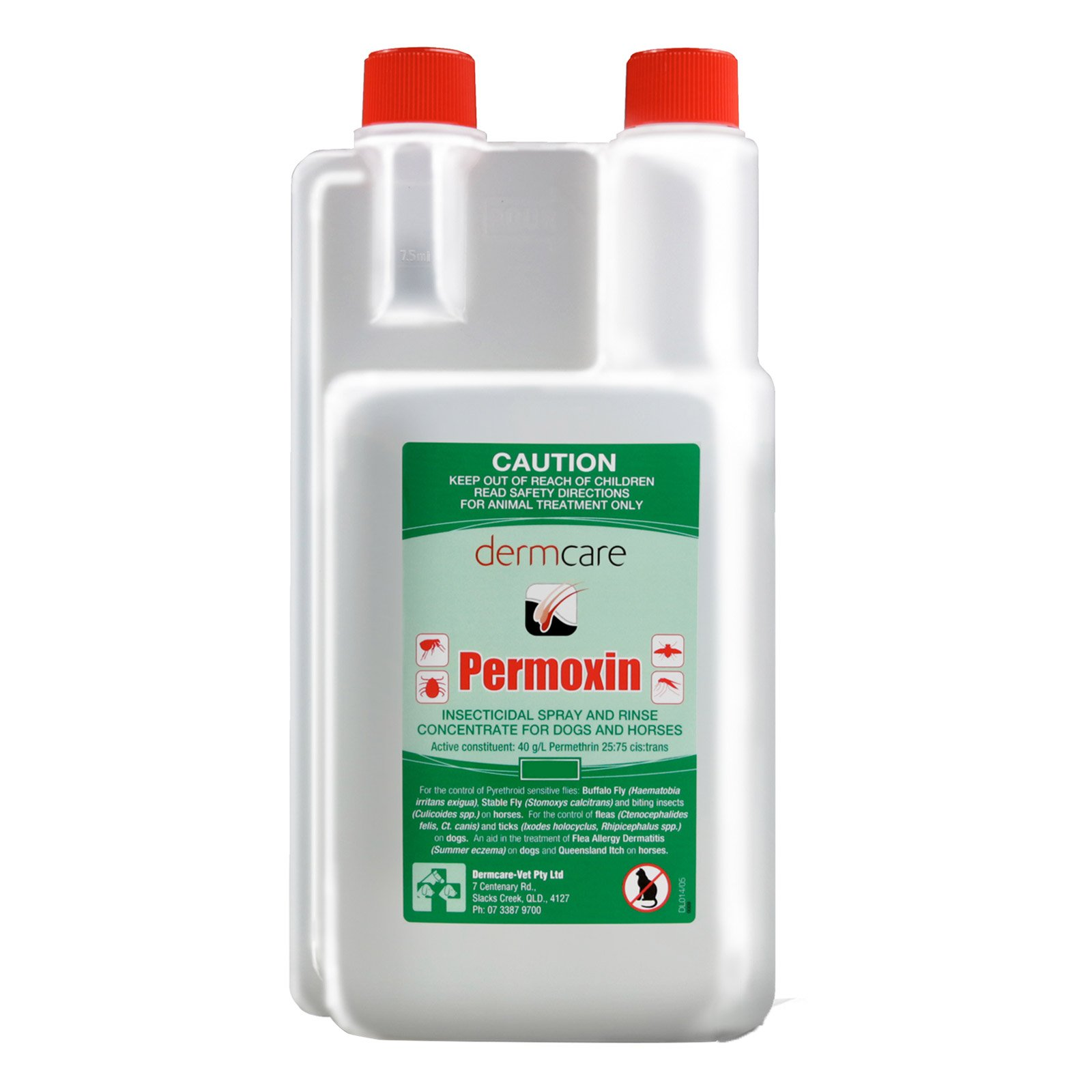 Permoxin Insecticidal Spray And Rinse For Dogs
