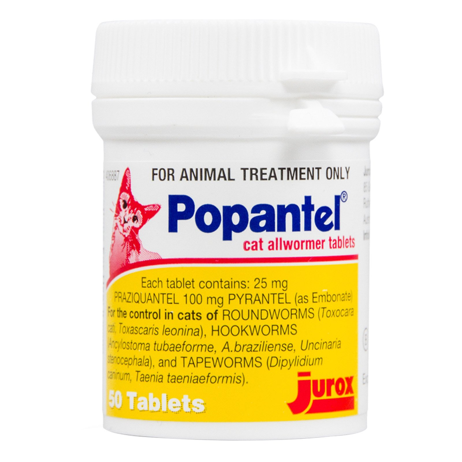 Popantel For Cats 5 Kg