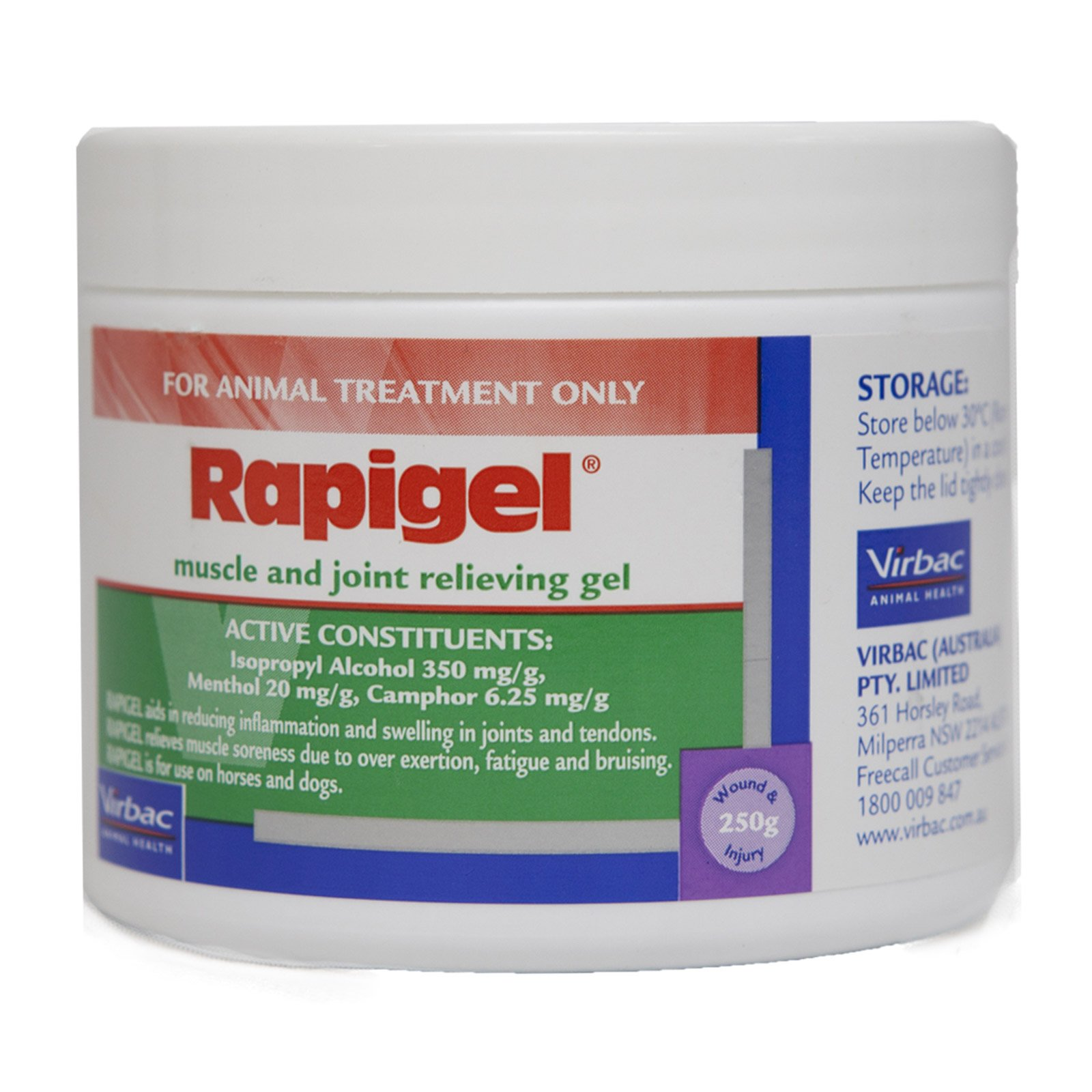 Rapigel Muscle And Joint Relieving Gel