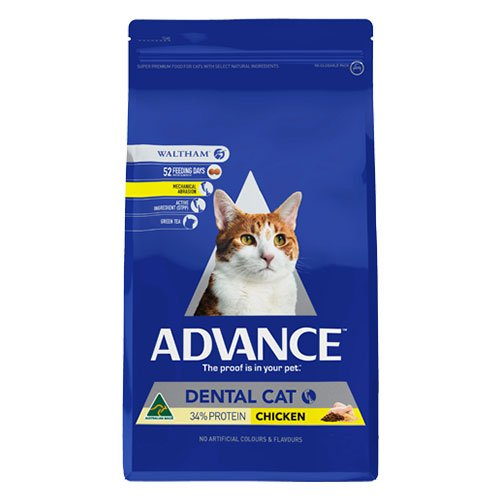 Advance Adult Cat Dental All Breed With Chicken Dry