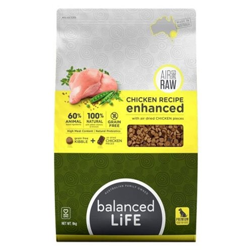 Balanced Life Enhanced Dry Dog Food With Chicken Meat Pieces    2.5 Kgs