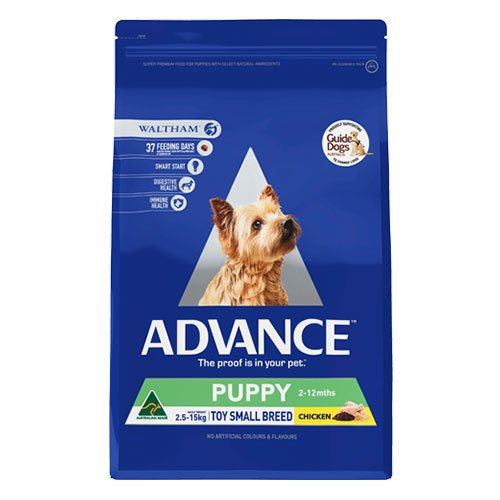 Advance Puppy Plus Toy/Small Breed with Chicken Dry