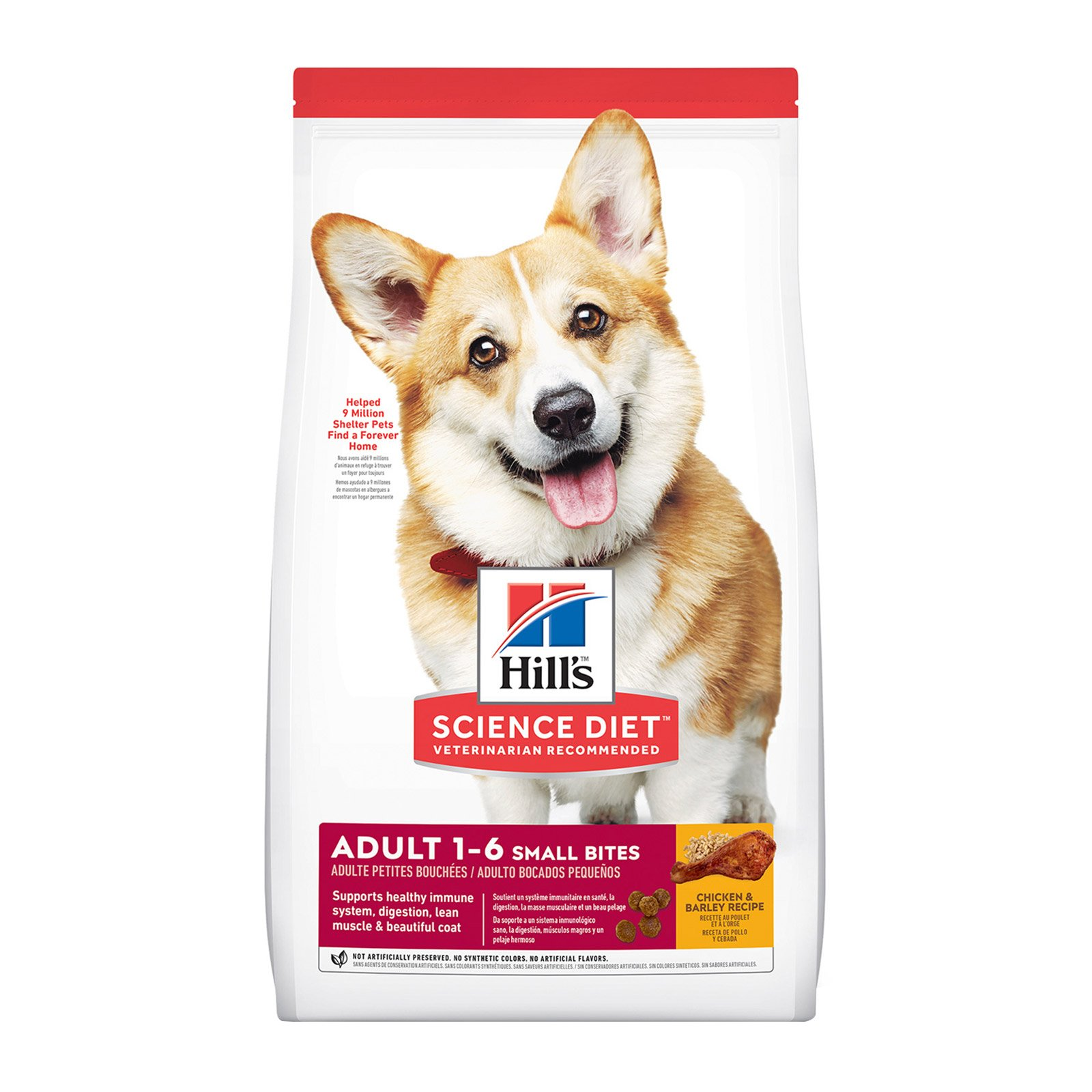 Hill's Science Diet Adult Small Bites Dry Dog Food