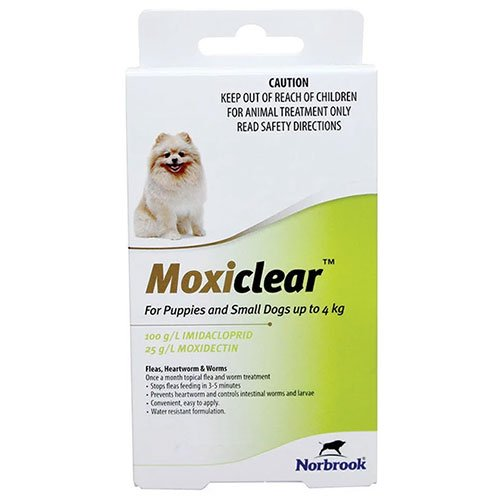 Moxiclear