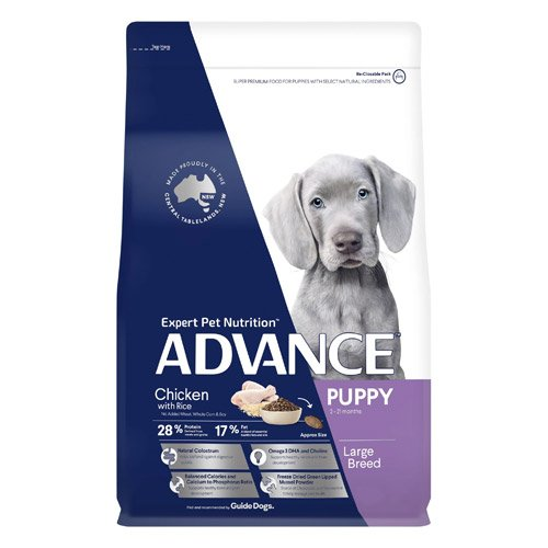 ADVANCE Puppy Large Breed - Chicken with Rice