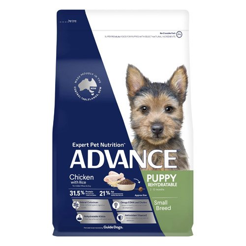 Advance Puppy Growth Small Breed Chicken with Rice Dry Dog Food
