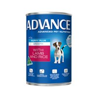 Advance Puppy Plus Growth with Lamb & Rice Cans 410 Gm