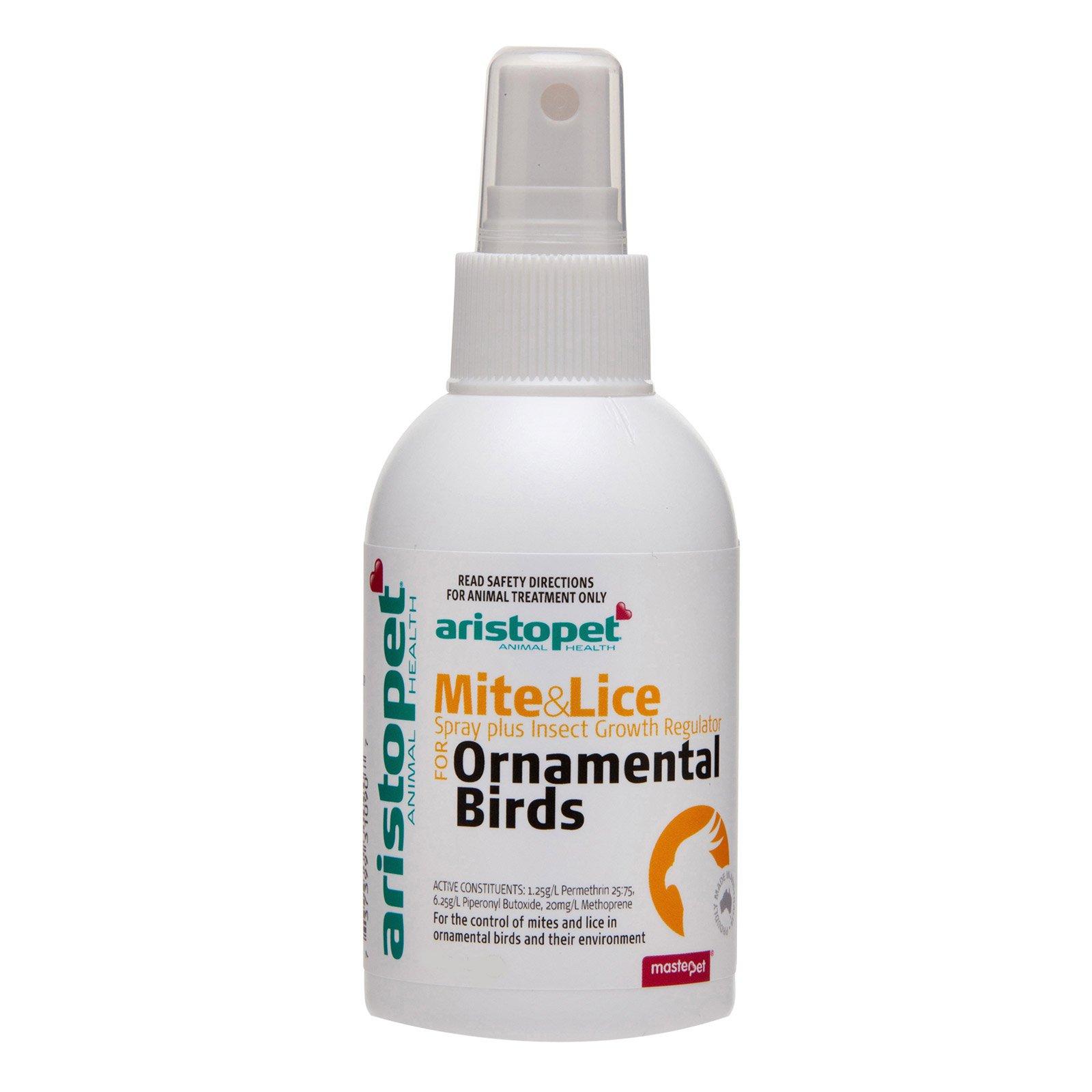 Aristopet Mite/Lice Spray
