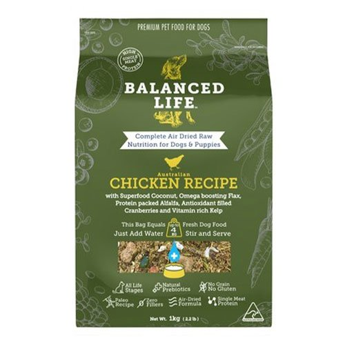 Balanced Life Dry Dog Food Chicken