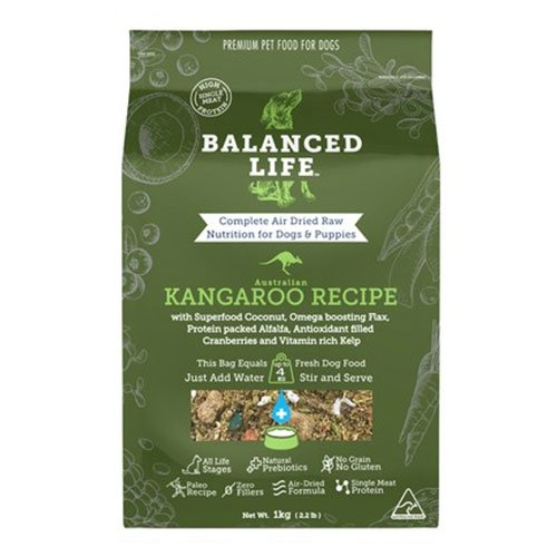 Balanced Life Dry Dog Food Kangaroo