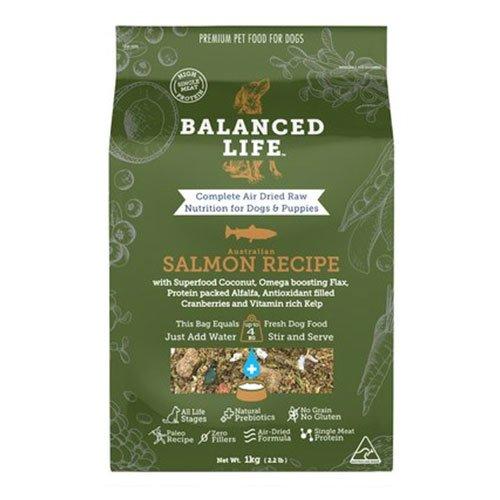 Balanced Life Dry Dog Food Salmon