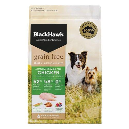 BlackHawk Dog Large Breed Grain Free Chicken