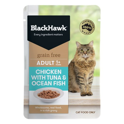 BlackHawk Cat Fish/Tuna