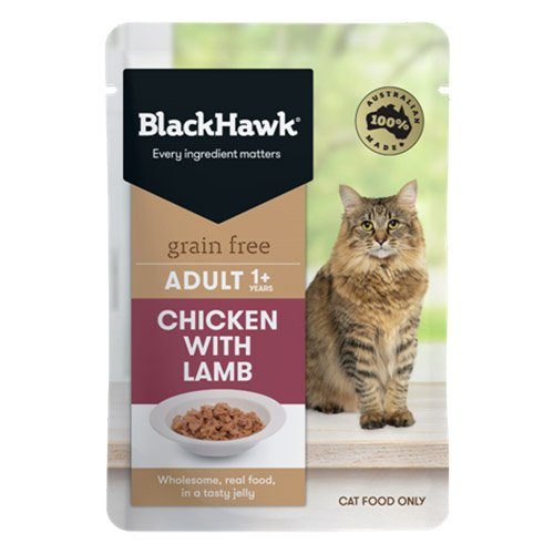 BlackHawk Cat Chicken/Lamb