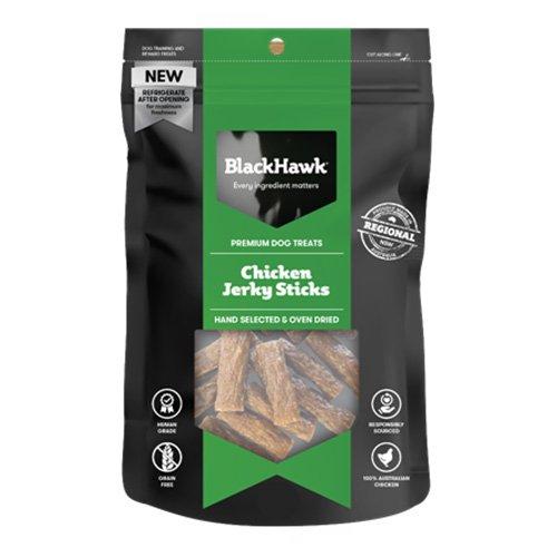 Black Hawk Dog Chicken Sticks