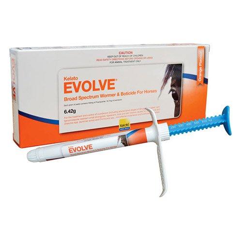 Evolve Broad Spectrum Wormer & Boticide for Horses