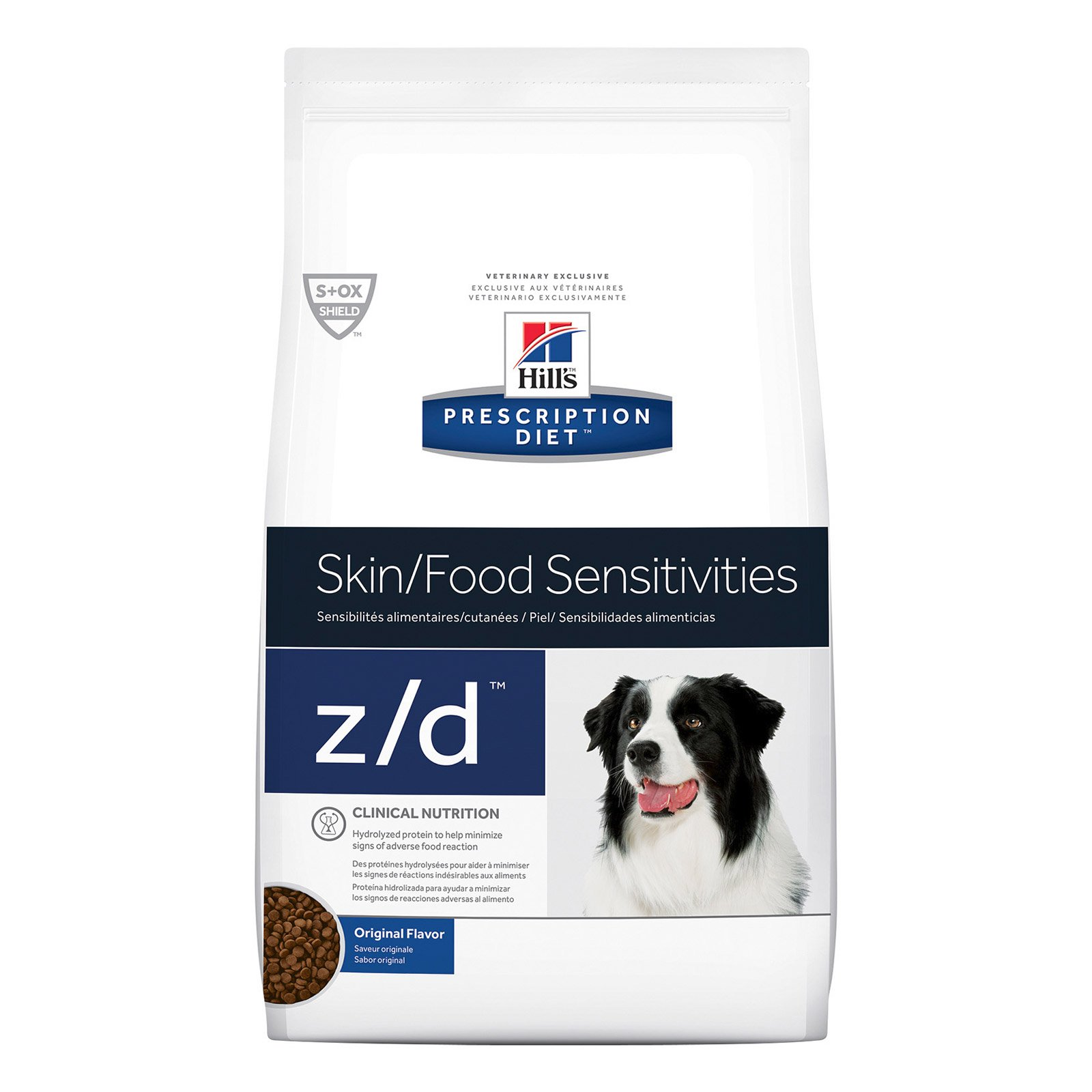 Hill's Prescription Diet z/d Skin/Food Sensitivities Dry Dog Food