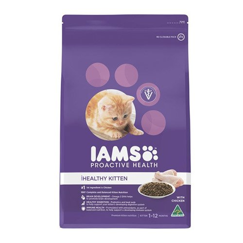 Iams Proactive Health Kitten & Junior