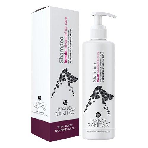 NanoSanitas Female Fur Care Shampoo