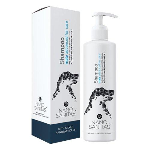 NanoSanitas Male Fur Care Shampoo